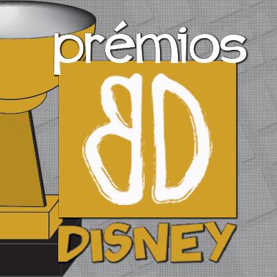 Prémios BD Disney