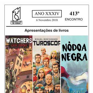 413.º encontro da Tertúlia BD de Lisboa @ Casa do Alentejo   Lisboa   Lisboa   Portugal