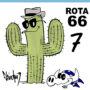 Rota 66 #7