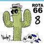 Rota 66 #8