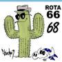 Rota 66 #68