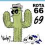 Rota 66 #69