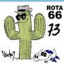 Rota 66 #74