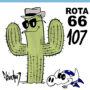 Rota 66 #107