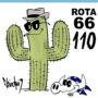 Rota 66 #110