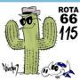 Rota 66 #115