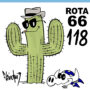Rota 66 #118