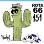 Rota 66 #151