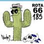 Rota 66 #185