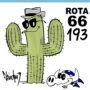 Rota 66 #193