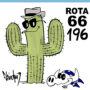 Rota 66 #196
