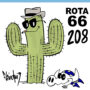 Rota 66 #208