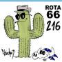 Rota 66 #216