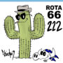 Rota 66 #222