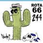 Rota 66 #244