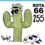 Rota 66 #255