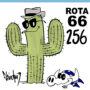 Rota 66 #256
